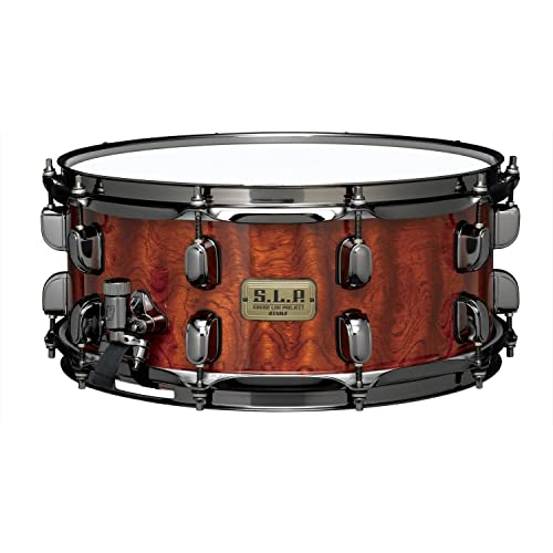 Tama S.L.P. G-Bubinga Snare Drum - 6