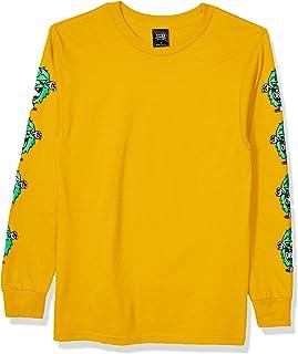 OBEY Mens 164902087 Creech Basic Ls Tee Long Sleeve T-Shirt