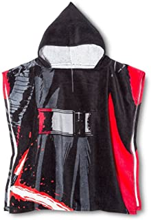 Star Wars Ep7 Kylo Ren Cotton Hooded Poncho