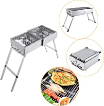 Best party griller 32 stainless steel charcoal grill Reviews