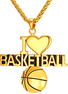 Best personalized basketball pendant Reviews