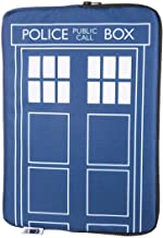 Doctor Who Homeware Tardis Laptop Case 13