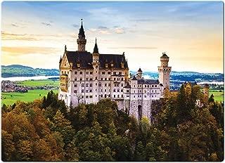 Quebra-Cabeça Cartonado Grande Palácio e Castelo 1000 Peças Toyster