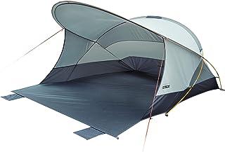 comprar comparacion High Peak Cordoba 80 Refugio de Playa Pop up, Unisex Adulto, Aluminio/Gris Oscuro