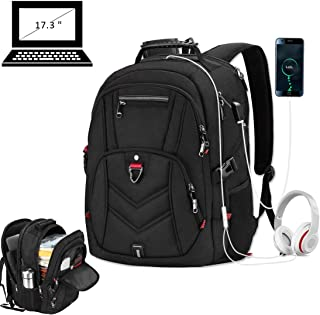 Laptop Backpack 17 Inch Business Travel Backpacks for Men Women Extra Large Waterproof TSA Anti Theft College Hight School...