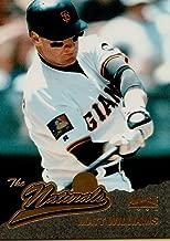 1996 Pinnacle #160 Matt Williams NAT Giants