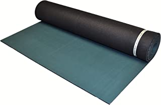 """JadeYoga - Elite S Yoga Mat - Sustainable Yoga Mat Specially Created for Vigorous Practice (3/16"""" Thick, 24"""" Wide, 71"""" Long)"""