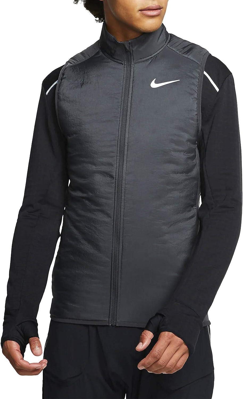 Histérico Artístico Fundir  Amazon.com: Nike Men's AeroLayer Vest: Clothing