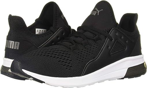 Puma Black/Puma Black/Castlerock