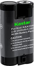 Kastar Ni-MH Battery KAA2HR Compatible with Kodak EasyShare C875 CW330 Z1275 Z700 Z740 Z885 DX3500 DX3600 DX3700 DX3900 DX4330 DX4530 DX4900 DX6340 DX6440 CX7300 CX7330 CX7430 CX7530 Camera and More