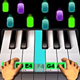 Fun and interactive tutor to teach you the best piano lessons Gaming, Learning and Freestyle modes Fast and Responsive perfect piano 8 Full Octaves (Key/Note Types) 8 Different Piano Skins and organ skins Excellent Sampled Sounds Audio Record and Pla...