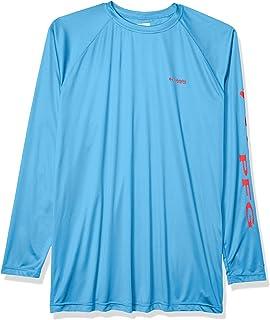 Columbia Men's Tall Terminal Tackle™ Long Sleeve Shirt Athletic-Shirts