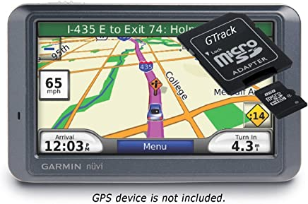 Colombia Venezuela Aruba & Curacao Maps for Garmin GPS (SD Memory Card / Garmin Compatible)