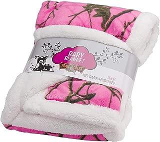 Best pink mossy oak blanket Reviews