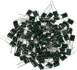 R SODIAL 100 pezzi 1uF 5,08 mm conduttori Distanza monolitico condensatori ceramica