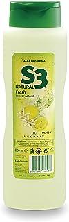 S3 Aqua de Colonia Natural Fresh 600 ml
