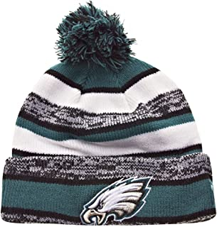 New Era On field Sport Knit Philadelphia Eagles Game Hat Green/Black/White Size One Size