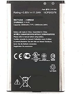 Aowe C11P1501 1ICP5/53/76 0B200-01770200 Battery Replacement for Asus ZenFone 2, ZenFone 2 Dual SIM, Zenfone 2 Laser, ZenFone 2 Laser 6.0, ZenFone 2 Laser 6.0 Dual SIM L, ZenFone 2 Laser ZE551KL
