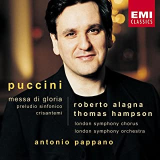 Puccini : Messa di Gloria etc