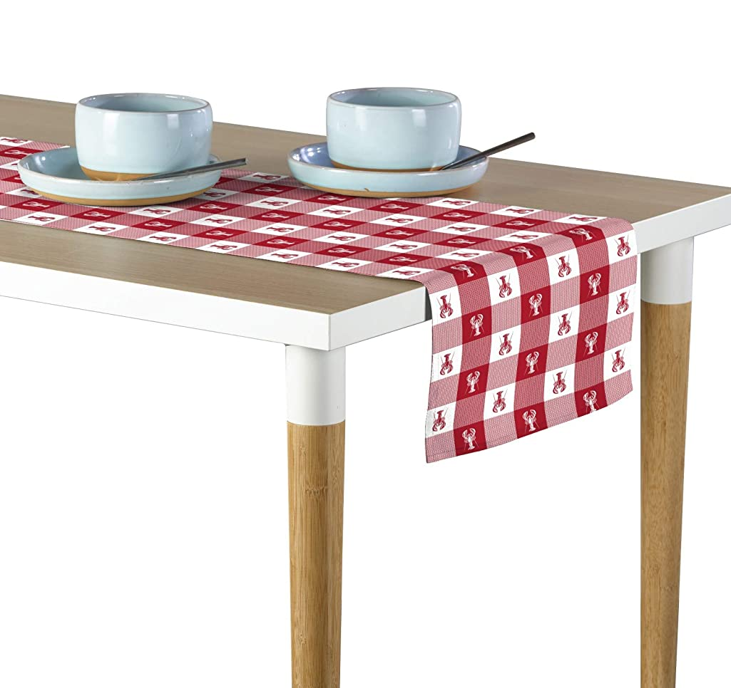 Milliken Lobster Bisque Signature Table Runner - Assorted Sizes (14