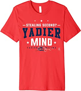 yadier mind t shirt
