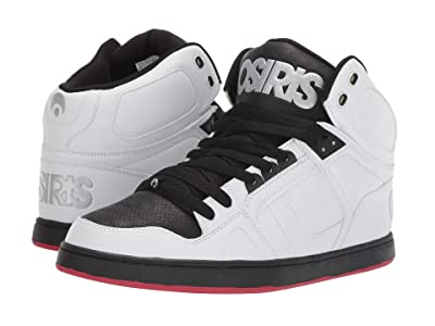 Osiris NYC 83 Classic (White/Red) Men