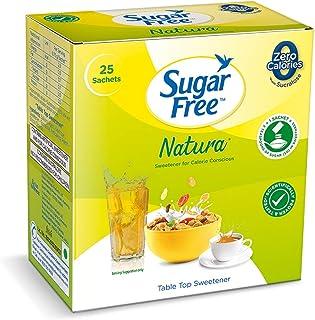 Sugarfree Natura Low Calorie Sweetner - 25 Sachet