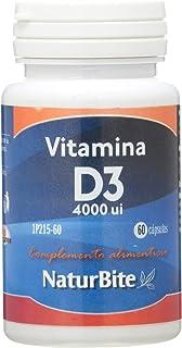 Vitamine D3 4000 IE 60 kralen