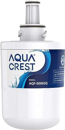 1 x AQUACREST Supérieure DA29-00003G Filtre à Eau pour Samsung Aqua Pure Plus DA29-00003G, DA29-00003B, DA29-00003A, ...