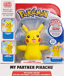 PoKéMoN Electronic & Interactive My Partner Pikachu