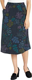Fresh Produce Sketched Flora Long Avery Skirt