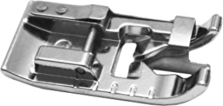 PES Stitch in Ditch Foot Presser Foot Edge Joining Foot Sewing Machine Presser Foot - Fits All Low Shank Snap-On Singer, Brother, Babylock, Janome, Kenmore, White, Juki, New Home, Simplicity, Elna