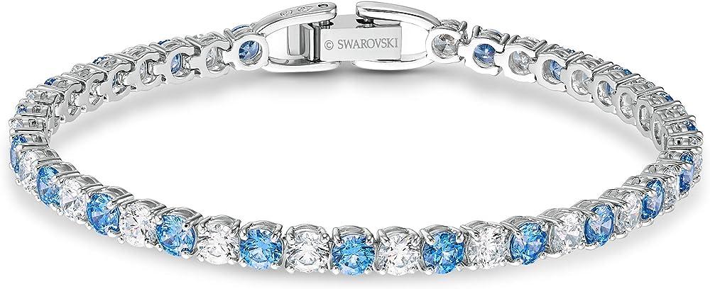 Swarovski braccialetto tennis delux per donna 5536469