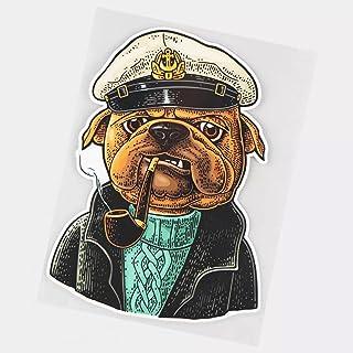 UYEDSR Pegatinas para coche, 2 unidades, para cinturón de perro, para coche, coche, coche, coche, 13,5 x 18,3 cm