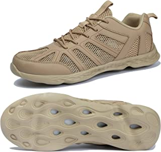 Ailite Mens Water Shoes Quick Dry Walking Shoes for Beach