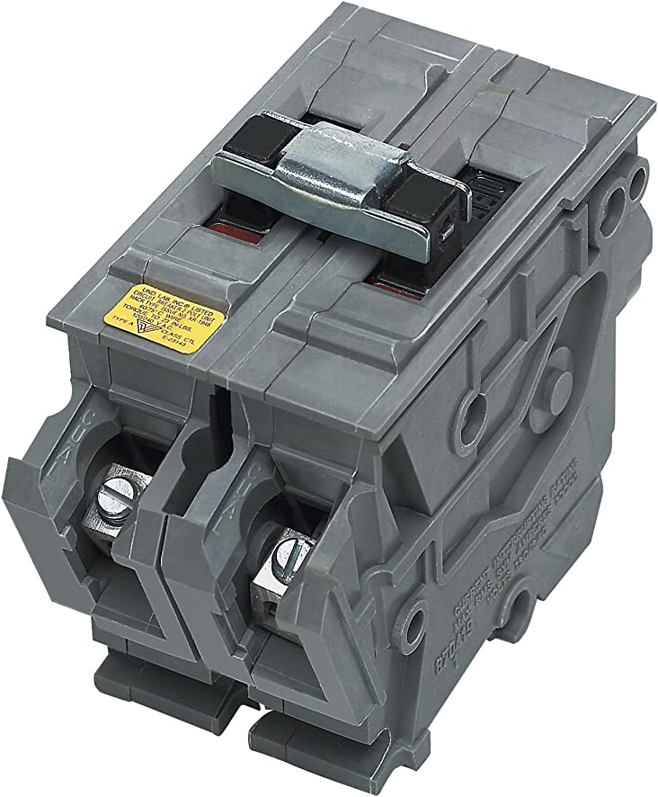 UBIA230NI-New Wadsworth Type A Replacement. Two Pole 30 Amp Circuit Breaker Manufactured by Connecticut Electric.