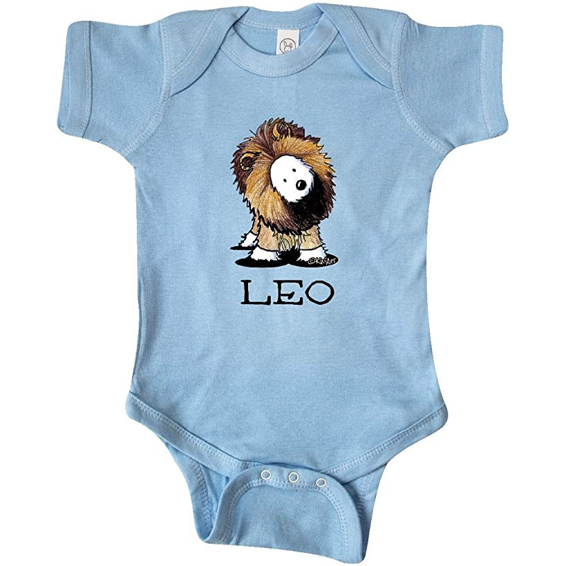 inktastic - Leo Lion Westie Infant Creeper - KiniArt 5e53