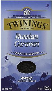 3 Pack of Twinings Russian Caravan Loose Leaf Tea 125g