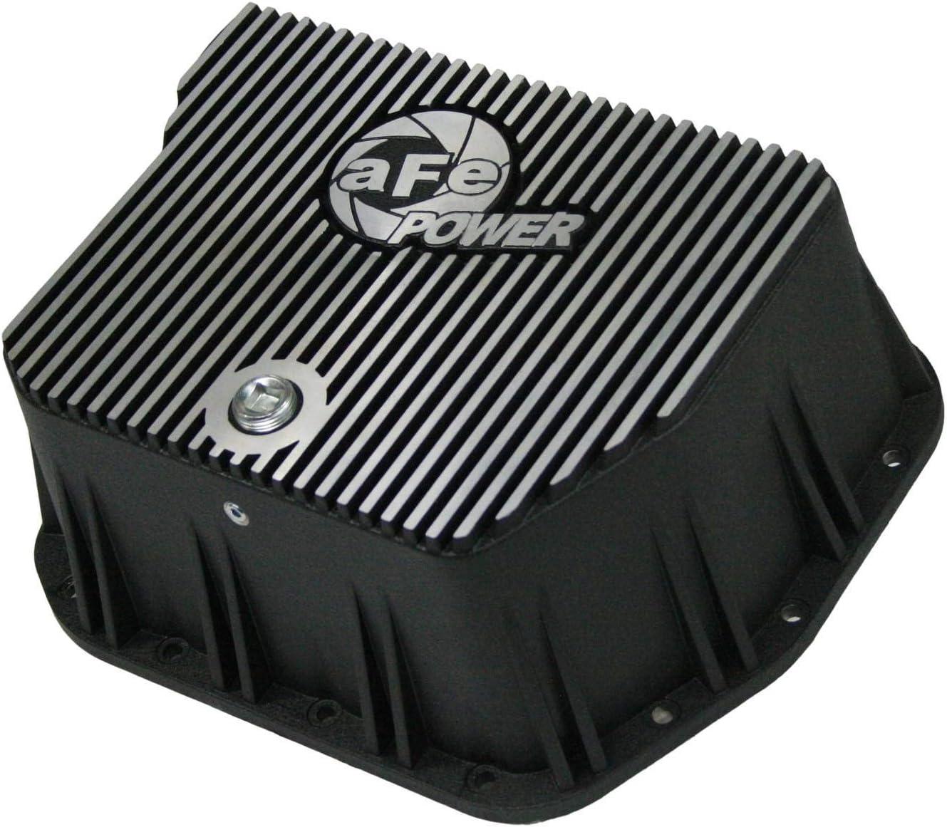 Manufacturer OFFicial shop aFe Power 46-70052 Dodge Diesel TransmissionPan Machined Popular product