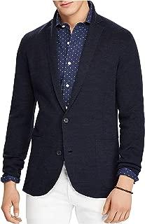 Ralph Lauren Mens D Two Button Blazer Jacket
