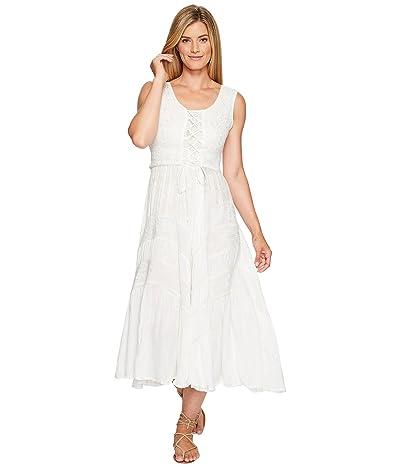 Scully Honey Creek Amelie Dress (Ivory) Women