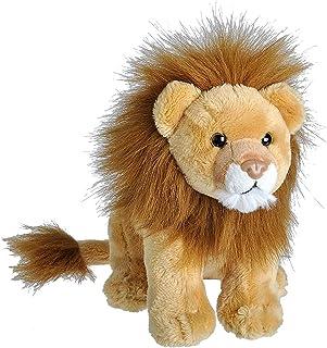 Wild Republic 23326 Lion Plush, Wild Calls Soft Toys with Original Sound, Kids Gifts, 20 cm, Multi
