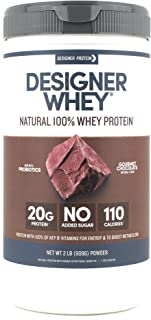 Best designer whey nutrition label Reviews