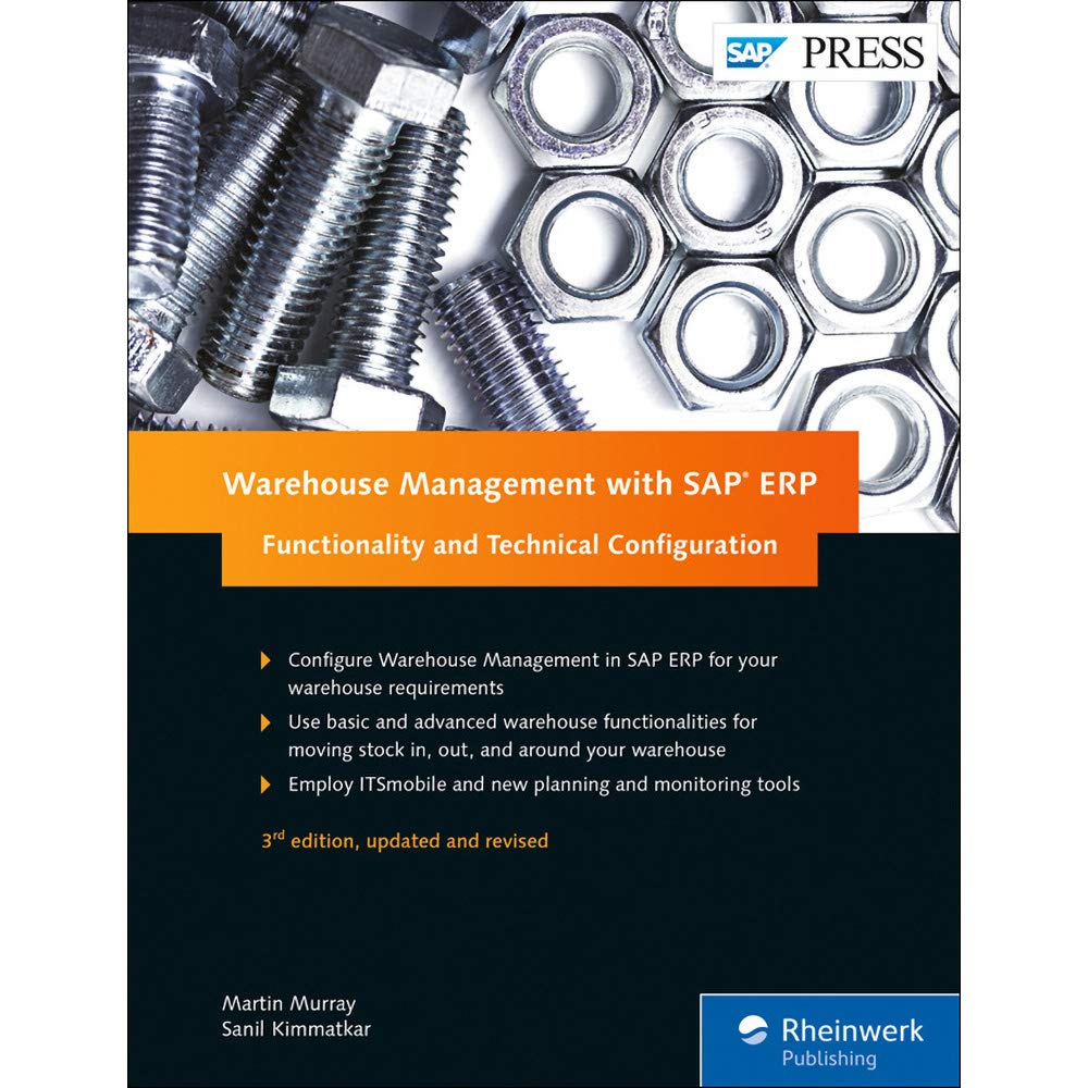 Image OfWarehouse Management With SAP ERP: Functionality And Technical Configuration