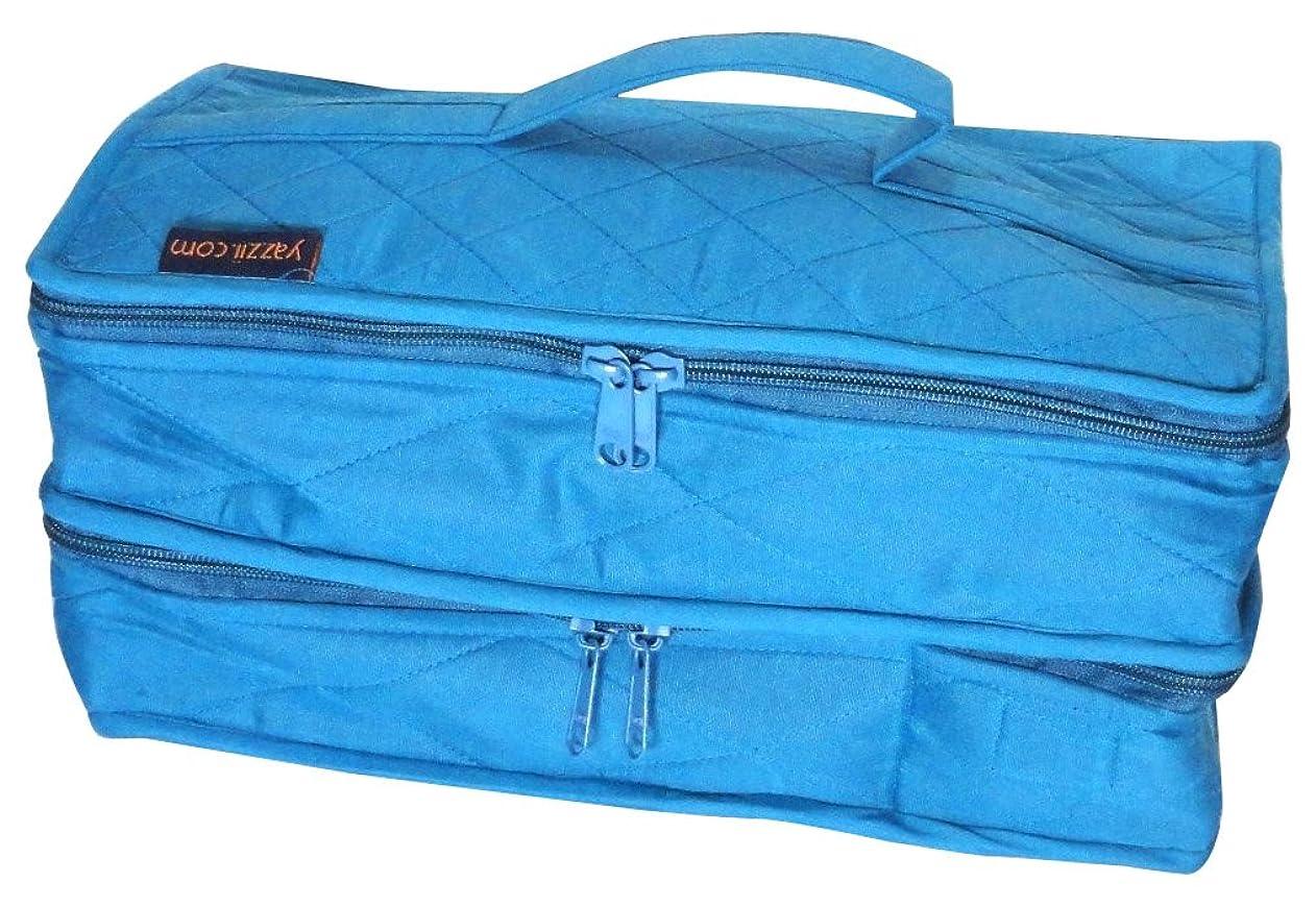Yazzii CA 610 A Deluxe Craft Storage Organizer, Aqua euuahmufvdg15356