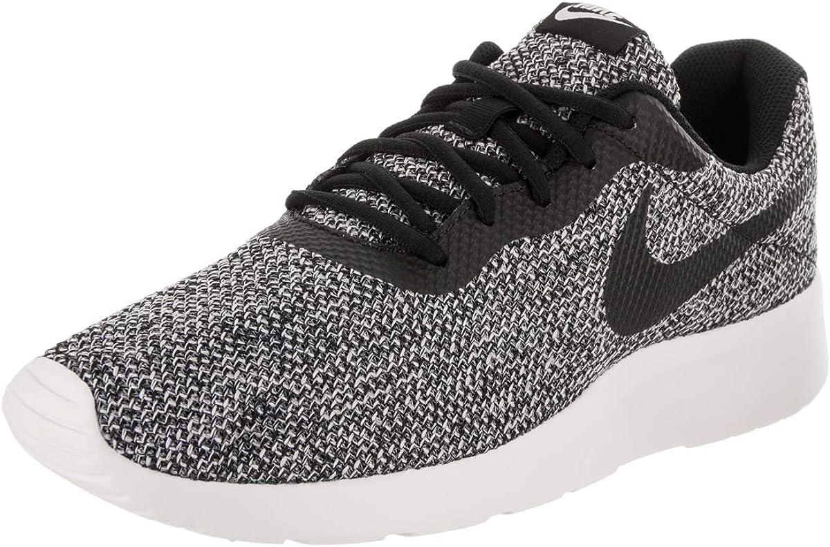 Nike Tanjun Se Mens Ar1941-001 Size 7.5 Black/Black-White
