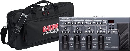 Boss ME80 Multi-Effects Guitar Pedal w/ Gig Bag