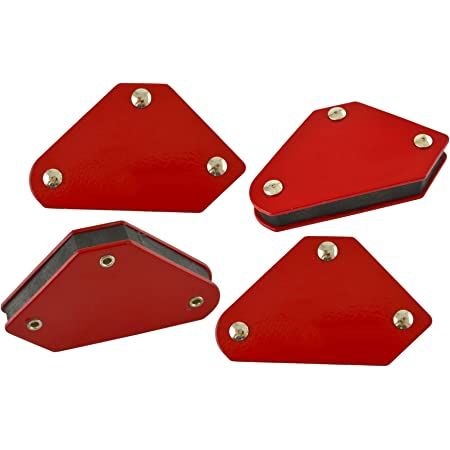 25lb Small Welding Magnet X 2 Right Angle Square Holder Soldering Durable At847 for sale online