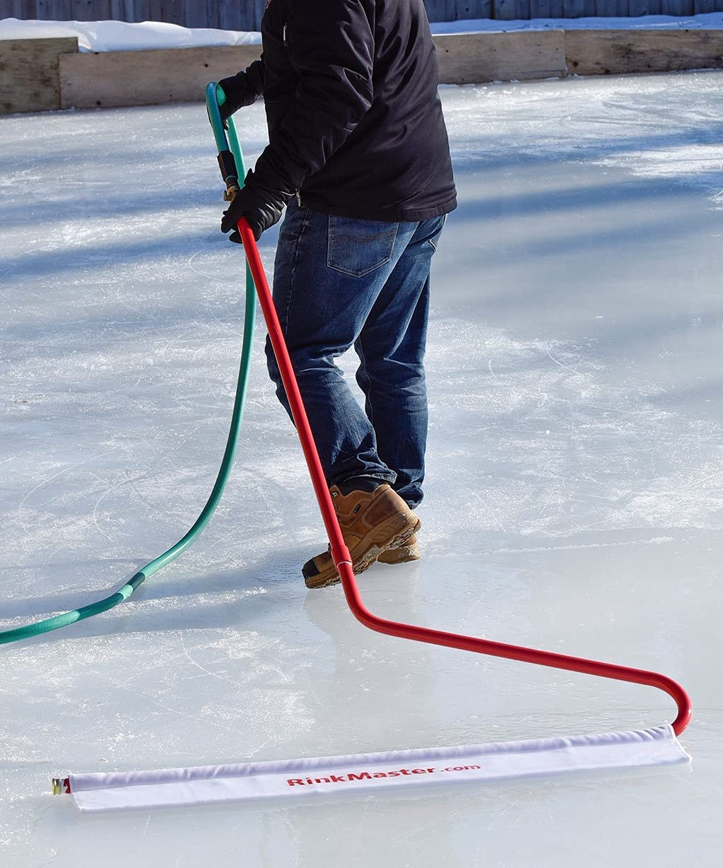 Floodmaster The Perfect Device For Creating The Best Backyard Rink Surface Amazon Ca Sports Outdoors Backyard rink kit canada amazon