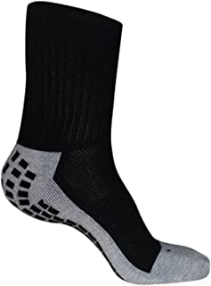 #1 Non Slip Socks, The Best Adult Hospital and Home Care Socks, Skid Resistant, Slipper Socks, Unisex Gripper Socks